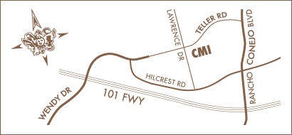 CMI MAP - CLICK TO MAP IT ON GOOGLE