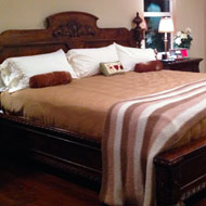 Hand Crafted Custom Beds