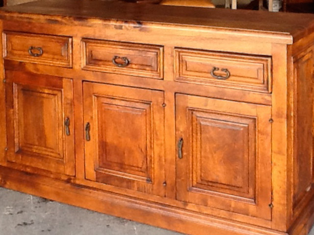 Buffets and hutches casa mexicana imports - Buffet style colonial ...