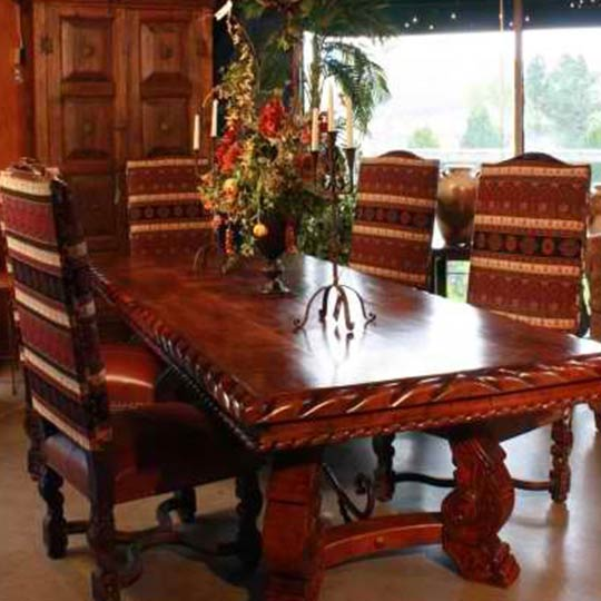 Dining Room Furniture Casa Mexicana Imports